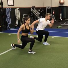 3,473 mentions J'aime, 135 commentaires - @bradleysimmonds sur Instagram : « HIIT WORKOUT  Who's your workout partner?  Training alongside the gorgeous @alexia_clark  45… »