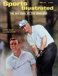 Jack Nicklaus, Sports Illustrated, The Masters, Augusta National