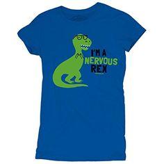 David and Goliath Nervous Rex Womens T-shirt Royal Medium David & Goliath http://www.amazon.co.uk/dp/B013GBO8N4/ref=cm_sw_r_pi_dp_NbwAwb1QE7WVA