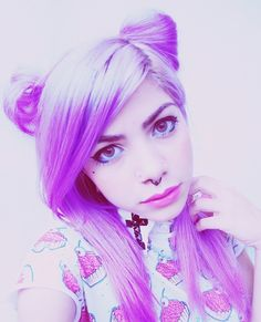 Pastel goth is not really my style, but the kids like it