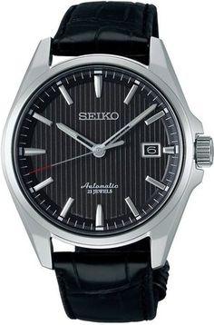 Seiko Automatic Presage 23 Jewels SARX017  I really like this one as a dress watch.
