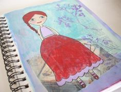 Art journaling prompts