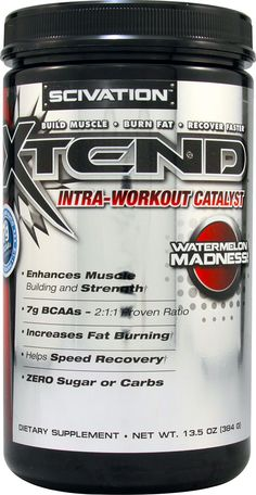 Scivation Xtend™ Intra-Workout Catalyst Watermelon Madness