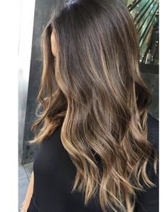 Hair Color Balayage Brunette Sun Kissed 56 Ideas For 2019 Balayage Hair Brunette Long, Brown Hair Balayage, Hair Color Balayage, Brunette Color, Partial Balayage Brunettes, Sunkissed Hair Brunette, Hair Colour, Soft Balayage, Ombre On Long Hair