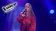 Kamilla Bjarnadóttir - Tonight Again | The Voice Iceland 2016 | The Blin...