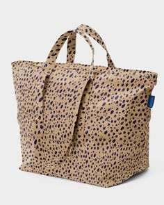 Carry All - Leopard – BAGGU