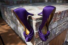 Purple pumps | Matt Mason Photography | Lake Geneva, WI