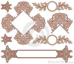 Medieval ornament - Поиск в Google