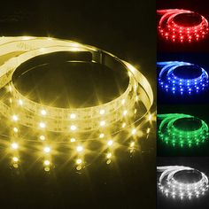 100cm LED Strip Light TV Background Light With 5V USB Cable