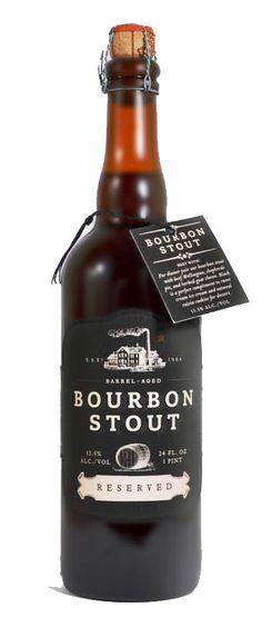 Bourbon Stout