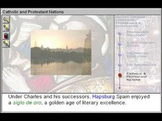Protestant and Catholic Nations (Renaissance and Reformation Part 5)    http://www.zaneeducation.com -   Define humanism, identify its origins in the literature of ancient Greece and Rome, and describe how European writers rediscovered humanist ideals. Identify some of the important events that happened in world history during the Renaissance and Reformation, between 1400 and 1660 and name some of the authors who lived and wrote during this time.