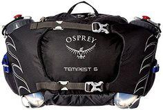 Osprey Packs Osprey Tempest 6 Backpack, Black, o/s, One Size