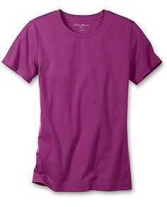 Eddie Bauer: $9.99 / Buy in Tall / Pima Cotton Jersey Crewneck T-Shirt | Eddie Bauer http://www.eddiebauer.com/catalog/product.jsp?ensembleId=41751&=464=TEES--KNIT-TOPS=22451=CLEARANCE=3=WOMEN=1=EB=~~categoryId=464~~categoryName=TEES--KNIT-TOPS~~pCategoryId=22451~~pCategoryName=CLEARANCE~~gpCategoryId=3~~gpCategoryName=WOMEN~~ggpCategoryId=1~~ggpCategoryName=EB=n=1=CL_SORT_PRICE#