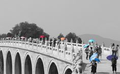 Seventeen Arched Bridge  by Steve Hughes on 500px. ~Summer Palace in Beijing, China