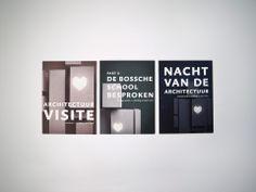 Studio Daad – Bossche School visual identity