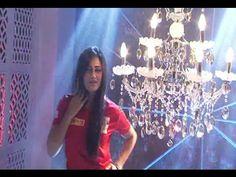 Shweta Tiwari shows her naughty dance moves.