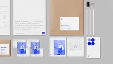 Aaron Canning - Personal Identity on Behance