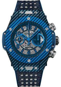 Hublot - Big Bang 45mm Unico Italia Independent Watch 411.YL.5190.NR.ITI15