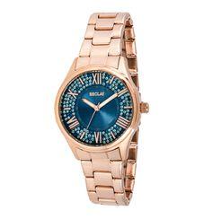 Producto destacado - RELÓGIO Gold Watch, Bracelet Watch, Watches, Accessories, Fashion, Direct Sales, Wrap Watches, Fashion Accessories, Silver