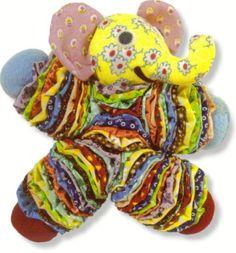 Fabric Yo-Yo toy