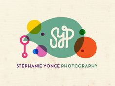 Great playful concept for a child photographer Photographer Logo Concept