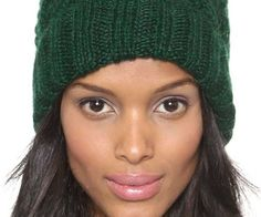 Greet this season in style in the most comfortable yet fashionable beanie hat! Featuring solid color, twist knit. spenditonthis.com