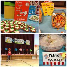 dr. seuss oh the places you'll go graduation party ideas   Dr. Seuss Party Food