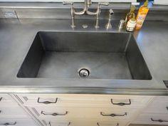 """#zinccountertop #zincsink #custommetalfabrication #kitchen #kitchendesign #architecturephotography #kitchendesigner #kitchendesigns…"""
