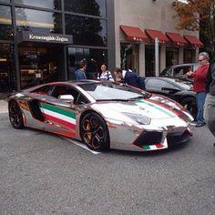 Chrome Aventador Hot stuff! http://alcoholicshare.org/