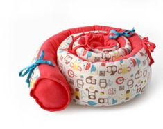 This beautiful sleep sack with a solid color on the back and our unique pattern in the front is made of super soft, 100% organic cotton fabric. In between the two layers of fabric, there is a soft and warm linning.  This sleeping sack will keep your baby warm and snug and at the same time allow the baby to move his legs and arms around freely. This bunting bag is made with snaps at the shoulders and a long zipper along the side and bottom of the sack and it is very easy and comfortable to…