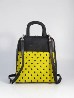 Hester van Eeghen - Diane yellow dots