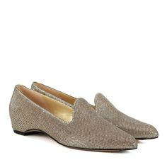GATTY  Slipper en Diamond Oro
