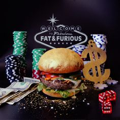 Gordos e Furiosos: 25 hamburguers surrealistas