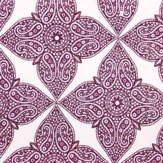 Kumera Brinjal from @John Robshaw Textiles