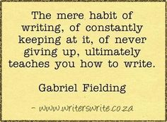 Find out more about the author here ~~~ Writers Write offers the best writing courses in South Africa. Writers Write - Write to communicate Fiction Writing, Writing Advice, Writing Resources, Writing Help, Writing A Book, Writing Prompts, Writing Corner, Writing Motivation, Writer Quotes