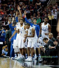 Kentucky routs W. Virginia 78-39 in NCAA tournament | Basketball Galleries: Men | Kentucky.com