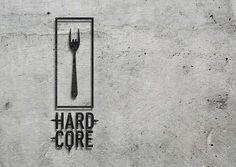 Hardcore bar on Behance