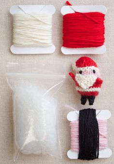 purl soho | products | item | tiny knit kits (mochimochi land)