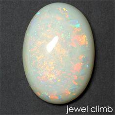 ホワイトオパール(Crystal Opal)4.58CT