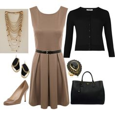 Ready for work, created by yjmunson on Polyvore