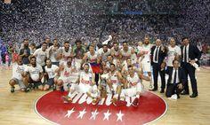 Real Madrid, campeón e histórico