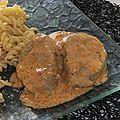 Filet mignon au boursin (cookeo) - Petite cuisinière