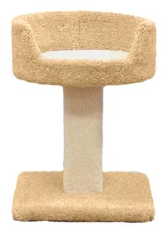 Classy Kitty 23 Pedestal with Bed 168x222x165 >>> Visit the image link more details. Note: It's an affiliate link to Amazon.