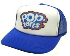 Pop Tarts Trucker hat - Products, Business and Brands Trucker Hats & More