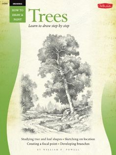 Drawing Trees by William Powell https://www.amazon.com/dp/1560103450/ref=cm_sw_r_pi_dp_U_x_hrgrAb5GY6HBK