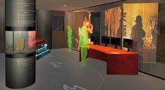 Aktualisierung / Erneuerung der Ausstellungseinheiten und -zone der DASA