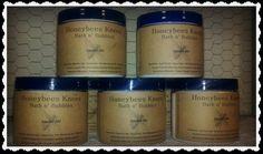 Honeybees Knees 'Soothe Me' Bath Salts (16 oz). $12.50, via Etsy.