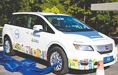 Pregopontocom Tudo: Começa a faze de testes de carros compartilhados compartilhados em Fortaleza...
