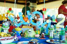 Buzz Theme..Toy Story Party