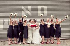 Lesbian Wedding - Brooklyn Style!